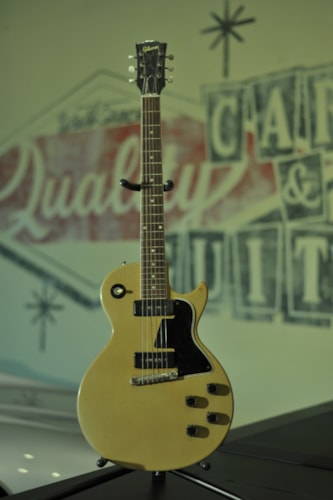 1955 Gibson LES PAUL SPECIAL Formerly Owned by Rick Nielsen