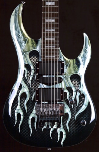 2008 Dean  Michael Batio MAB1 Limited Edition Signed / #35 of 100