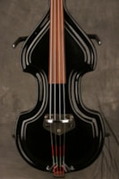 1960 Ampeg BABY BASS 3/4 scale ELECTRIC UPRIGHT BASS rare