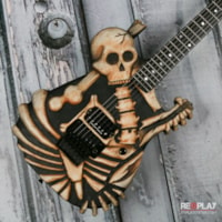 ESP Skull And Bones - George Lynch