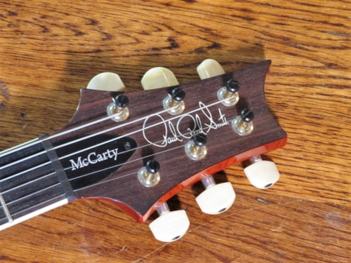 2016 Paul Reed Smith McCarty 10 Top, Birds