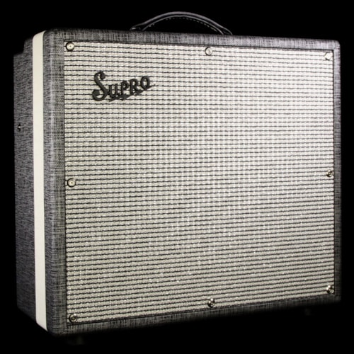Supro 1695T Black Magick 1x12 Electric Guitar Combo Amplifier