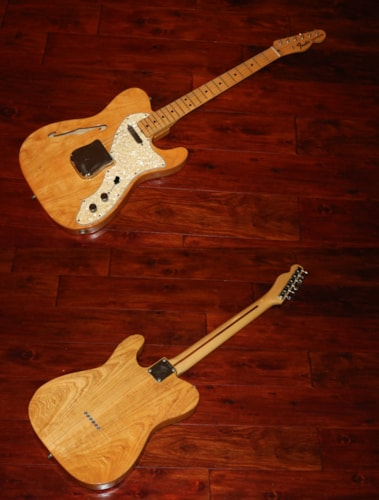 1969 Fender® 1969 Telecaster® Thinline