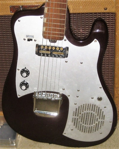~1965 Silvertone Built in Amp