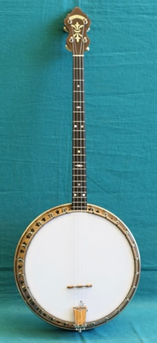 ~1928 Bacon & Day Special #1 Tenor Banjo