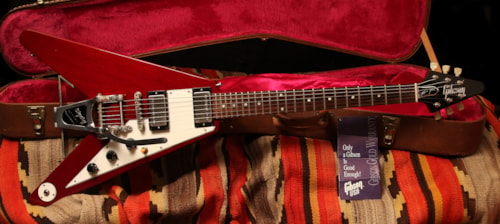 1998 Gibson Lonnie Mack Flying V