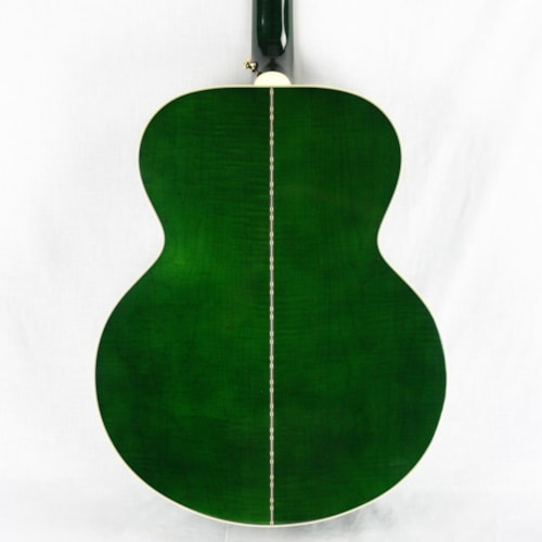 2017 Gibson SJ-200 EMERALD GREEN Limited Edition! Custom Shop J200 Jumbo! MINT!