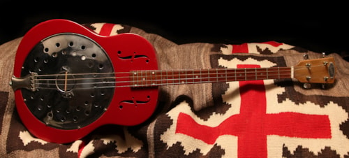 ~1940 Supro Tenor Resonator