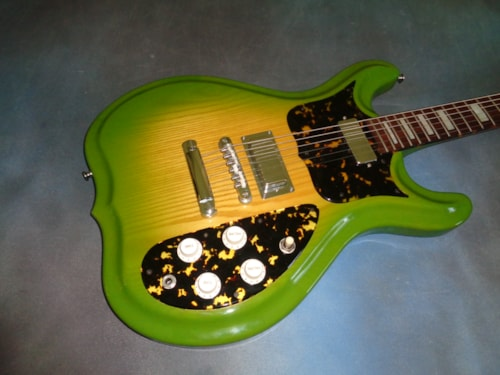 1975 H.S. Anderson Electric Guitar