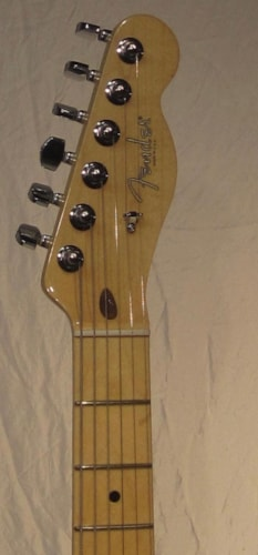 2016 Fender Limited Edition Amer. Stand. Offset Telecaster