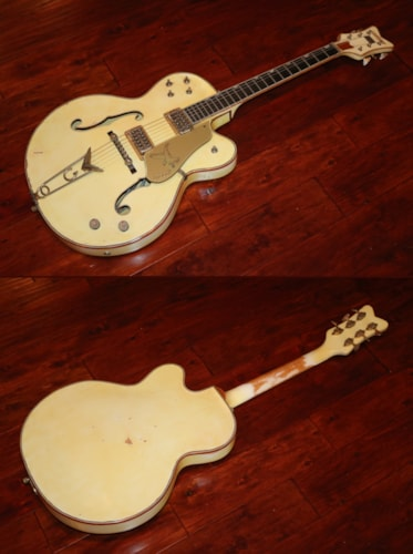 1960 Gretsch® White Falcon