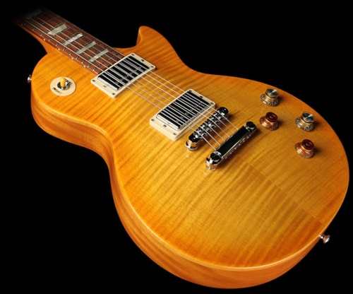 Gibson Used Gibson Gary Moore Limited Edition Les Paul Electric Guitar Lemonburst