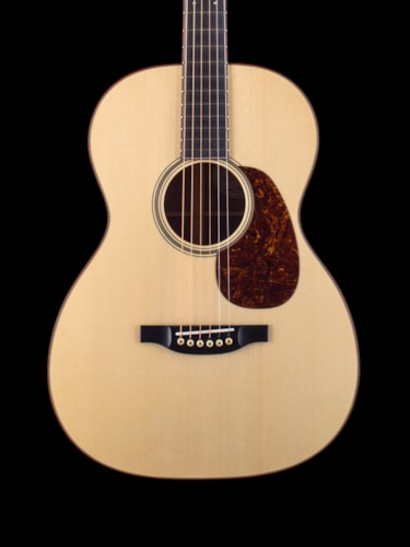 2016 Bourgeois Bourgeois OMS Wood Deluxe - Italian Spruce Top - Premium Mul