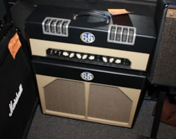 2016 65 Amps London Head and Cab