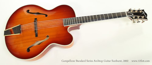 2002 Campellone Standard Series 17 Inch