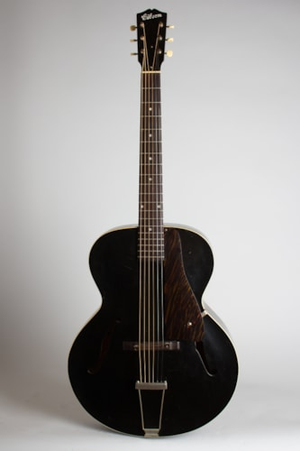 1937 Gibson Black Special #4