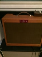 2016 Lazy J J20 with reverb and tremolo