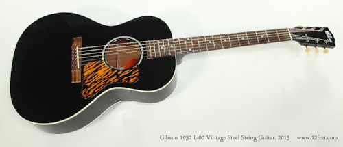 2015 Gibson L-00 1932 Vintage