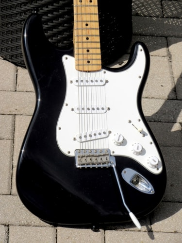 """1997 Fender® Fender® Stratocaster® """"Voodoo"""" Hendrix Limited Run owned by """""""
