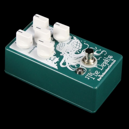 EarthQuaker Devices The Depths Vibrato Effects Pedal