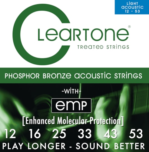 Cleartone Acoustic PB Light