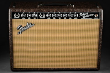 Fender Limited Edition '65 Deluxe Reverb Western Wheat/Alnico