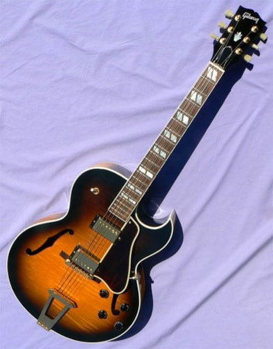 2002 Gibson ES-175D, Factory Gold Hardware