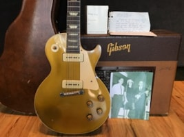 1954 Gibson Les Paul AND 1954 Gibson GA-40 Amp