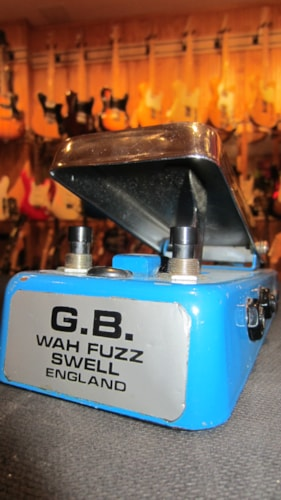1973 Color Sounds  G.B. Wah Fuzz Swell