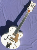 2006 Gretsch® White Falcon, All Factory Tags