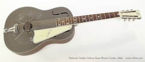 2004 National Reso-Phonic Delphi Deluxe