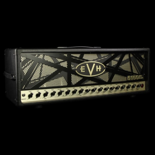 2016 EVH Used 2016 EVH 5150IIIS 100S EL34 100 Watt Guitar Amplifier Head