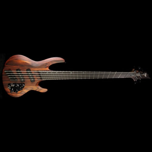 ESP LTD B-1005SE Multi-Scale 5-String Electric Bass Natural Satin