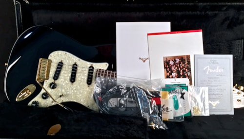 "1995 Fender® Custom Shop Limited Edition ""Black Beauty"" Stratocaster® (25 Made!)"