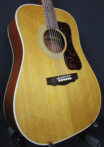 1974 Guild® D-40 Bluegrass jubilee