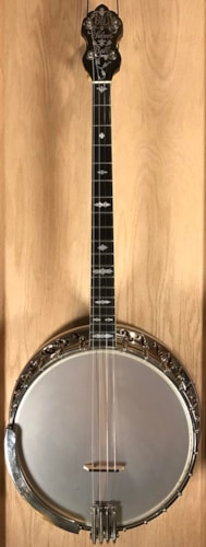 1927 Bacon & Day Silver Bell No.1 Tenor Banjo
