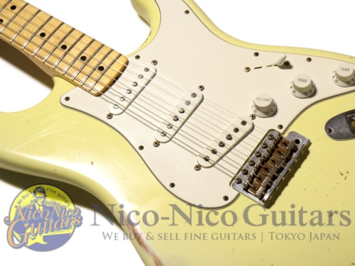 2010 Fender® Custom Shop MBS '69 Stratocaster® Relic® by Greg Fessler