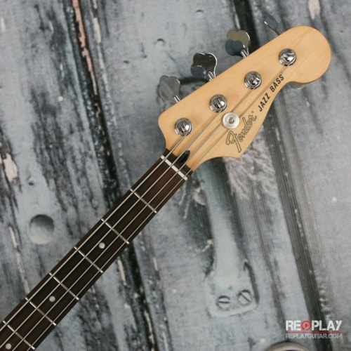 Fender Deluxe Active Jazz Bass - Surf Pearl