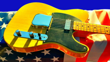 2011 Fender® USA Hot Rod Tele®