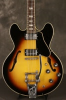 1970 Gibson ES-335 refinished by Gibson