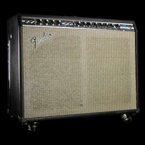 1978 Fender® Used 1978 Fender® Twin Reverb® Electric Guitar Combo Amplifier