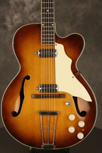 1960 Kay SWING MASTER K6970 electric archtop w/