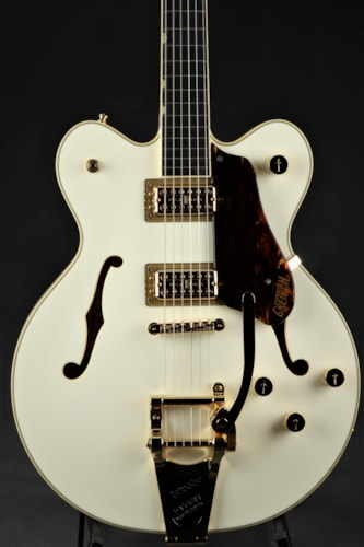 Gretsch® G6609TG Players Edition Broadkaster - Vintage White