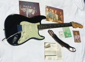 1959 Fender® Stratocaster® Country player owned