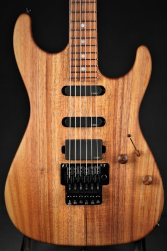 Suhr Standard Koa - Natural Oil