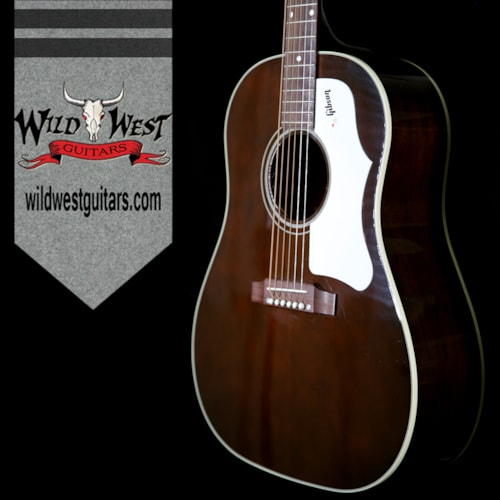 2016 Gibson 2016 Gibson Custom Shop Limited Edition 1960's J-45 Brown Top Acoustic-Electric Guitar