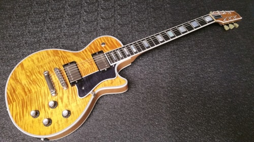 Heritage Guitars H-157 Custom Korina one of a kind