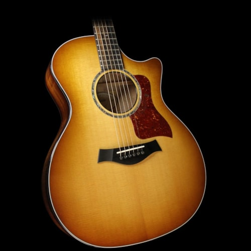 Taylor 714ce Limited Edition Torrefied Sitka and Koa GA Acoustic-Electric Guitar