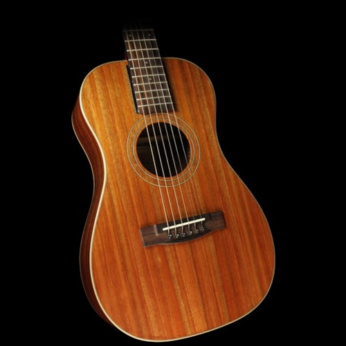 Journey Instruments OF310 Solid Mahogany Top Acoustic-Electric Guitar Natural