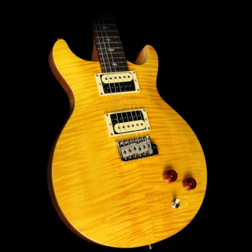 Paul Reed Smith SE Series Santana Electric Guitar Santana Yellow